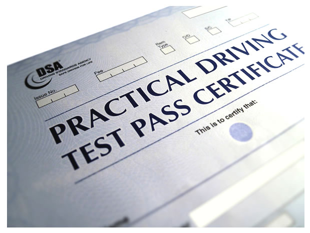 Driving Test Car Hire Cost